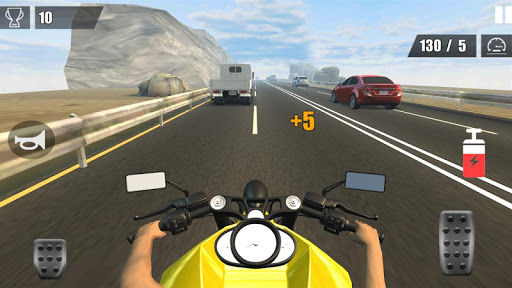 Traffic Moto 3D  screenshots 5