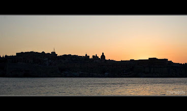 Photo: The Dawn Over Valletta