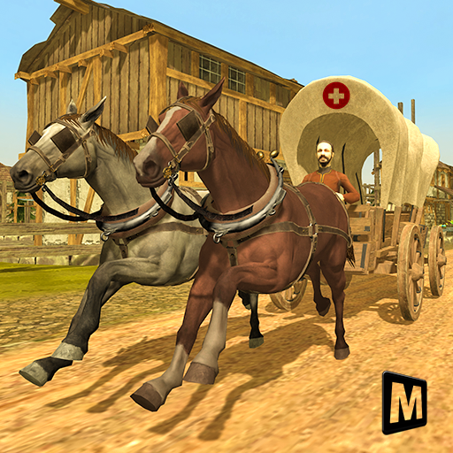 Mounted Horse Ambulance Rescue Duty (game)