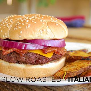 Ole Smoky - Hickory Peppercorn Bacon Cheese Burger