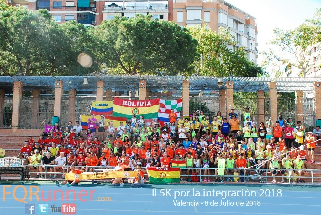 Fotos 5K Carrera por la Integración 2018