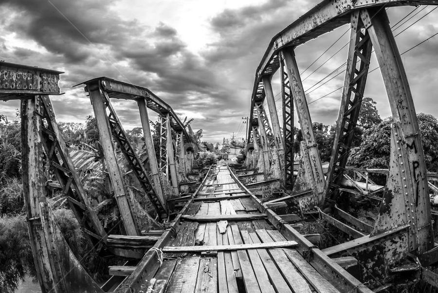 The Bridge by Kesuma Wijaya - Buildings & Architecture Bridges & Suspended Structures ( structure, unique, bridge )
