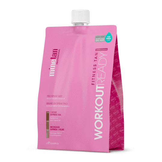 MineTan Workout Ready Pro Mist 1 L