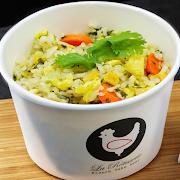 Sauteed Rice