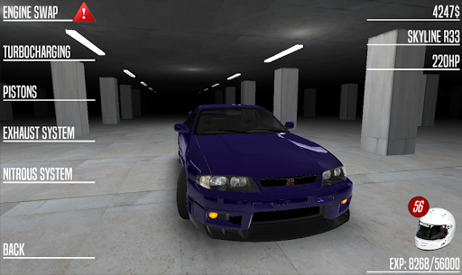 Japan Drag Racing 3D apktram screenshots 6