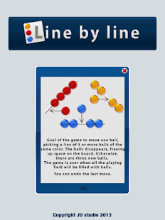 Line by Line - Lines classic- screenshot thumbnail