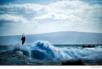 Photo: Photo of the Day: Albee Layer, Maui. Photo: Gordon #Surfer #SurferPhotos