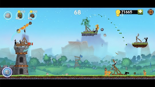 The Catapult 1.1.5 Mod Apk (Unlimited Money) Latest Version Download 2