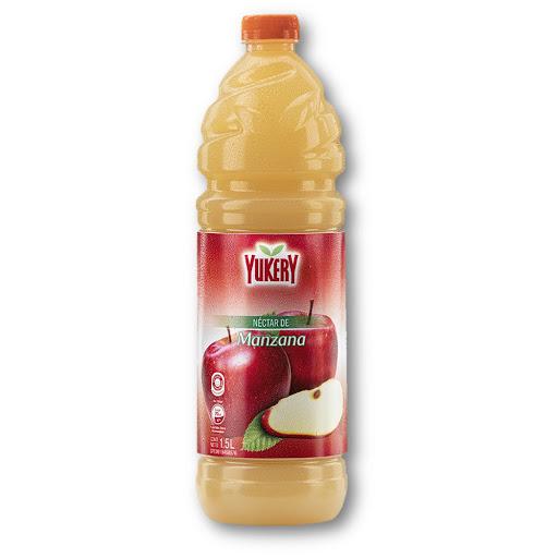 jugo yukery manzana pet 1.5 lt
