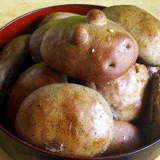 Japanese Bread Buns.