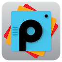 PicsArt Photo Studio mobile app icon