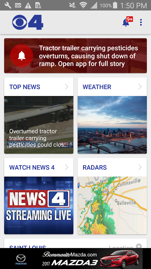 KMOV News St. Louis- screenshot