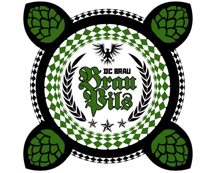 Logo of DC Brau Pils