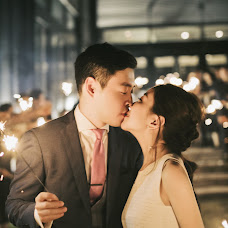 Wedding photographer Di Wang (dwangvision). Photo of 12.07.2018