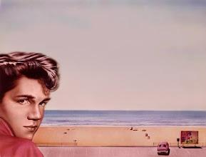 """Photo: """"California dream"""", 1973, encre sur papier"""