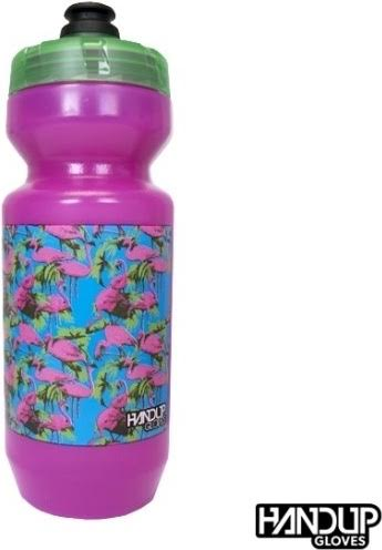 Handup Gloves Flamingo Water Bottle