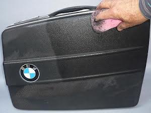 FÖRNYARE FÖR SVART PLAST - Restom Blackplast 9500