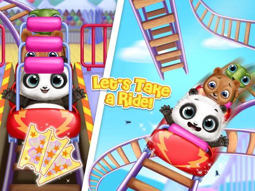 Panda Lu Fun Park - Carnival Rides & Pet Friends 1.0.45 screenshots 12