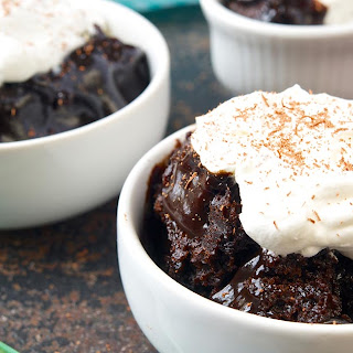 Easy Chocolate Pudding Cake
