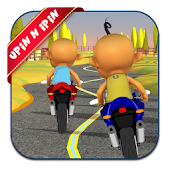 Upin Race Ipin Adventure