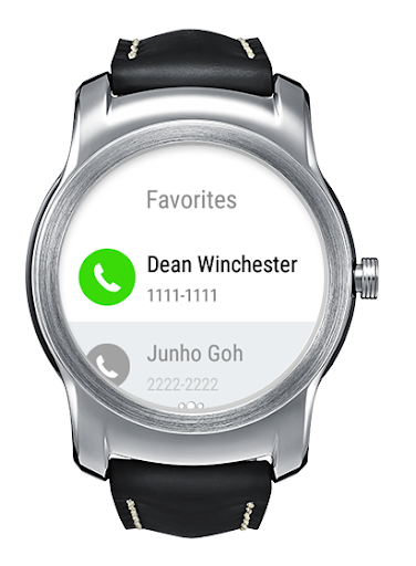 LG Call for Android Wear 3.4.8 screenshots 2