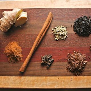 WARMING ROOIBOS CHAI TEA Recipe