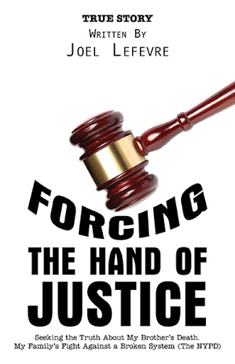 Forcing the Hand of Justice cover