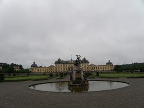 Photo: 2. den - Některé sochy jsou z Valdštejnské zahrady v Praze (Drottningholm, Stockholm)