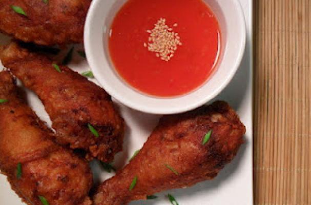 Spicy Fried Chicken W Sweet Chili Sauce Recipe