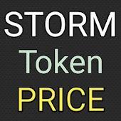 STORM Token Price In USD, INR, EUR