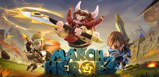 March of Heroes APK