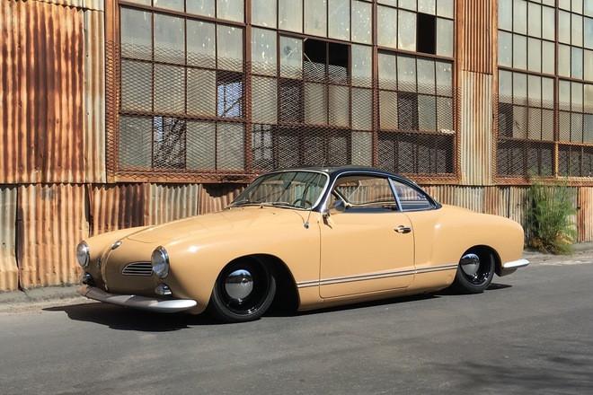 1968 VW Karmann Ghia Hire CA