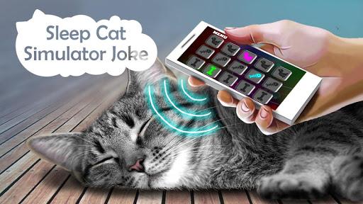 睡眠猫シミュレータジョーク