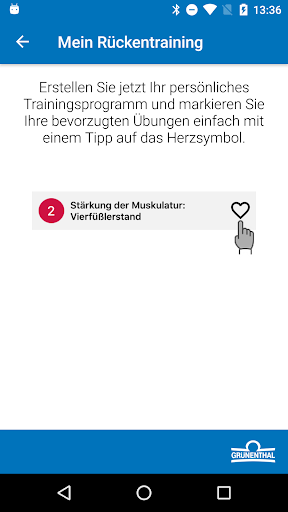GelenkFit Aplicaciones (apk) descarga gratuita para Android/PC/Windows screenshot
