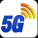 5G Speed Up Internet icon
