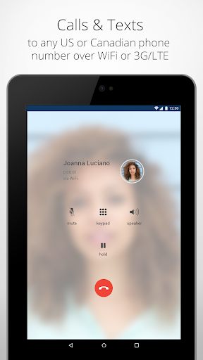 Talkatone: Free Texts, Calls & Phone Number 5.7.6 screenshots 7