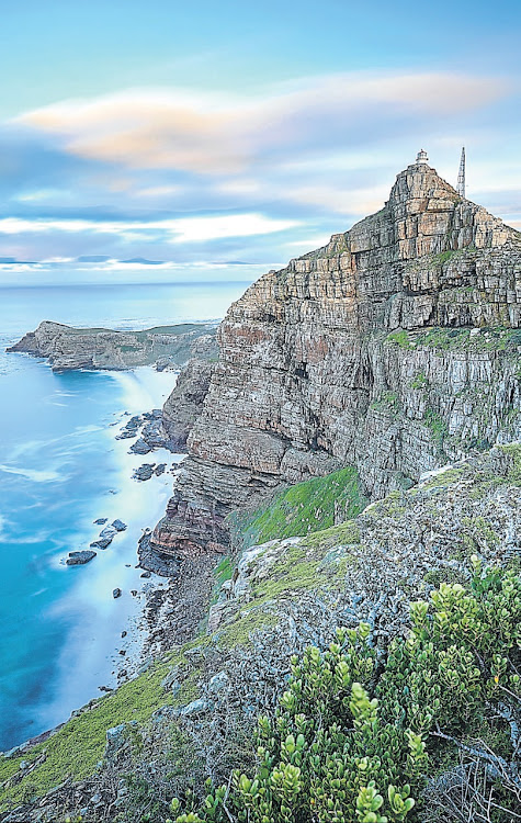The scenery at Table Mountain National Park is jaw dropping.