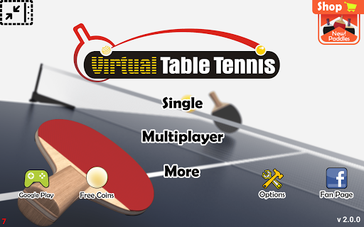 Virtual Table Tennis screenshots 19