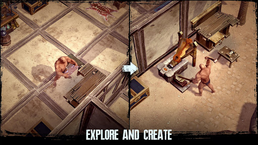 Exile Survival u2013 Survive to fight the Gods again apkdebit screenshots 5
