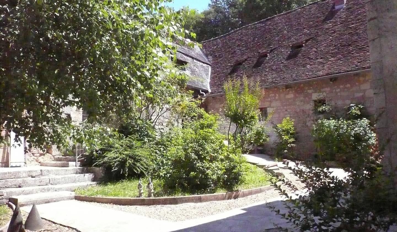 Maison avec piscine et terrasse Ayen