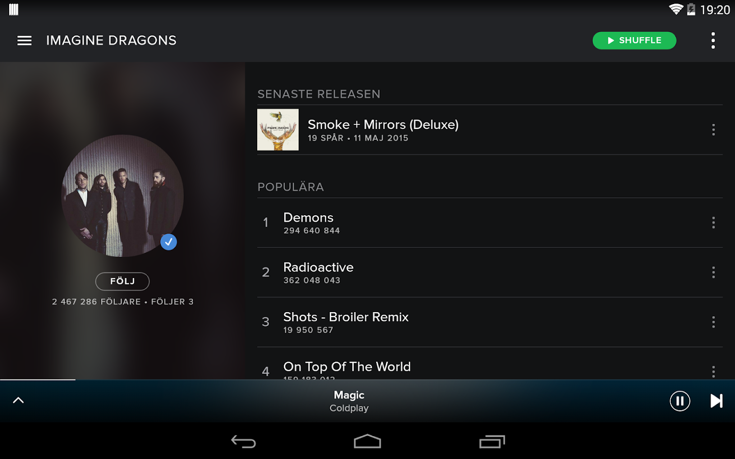 how to enable download on pc spotify