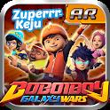 Zuperrr Keju Boboiboy Galaxy icon