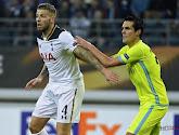 Toby Alderweireld ging met Tottenham ten onder in de Ghelamco Arena