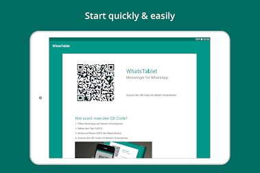 Tablet for WhatsApp by WhatsTablet APK screenshot thumbnail 3