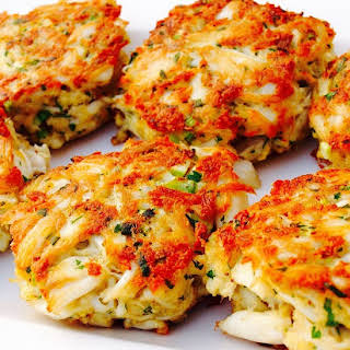 The Hirshon Maryland Crab Cakes.