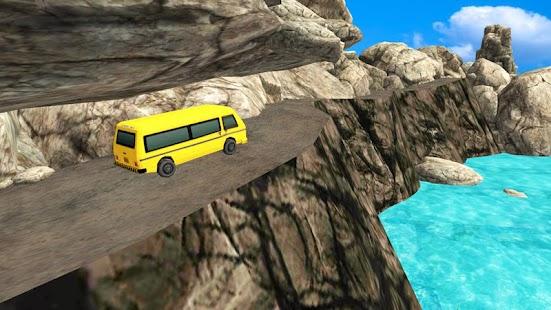 Hill School Bus - náhled