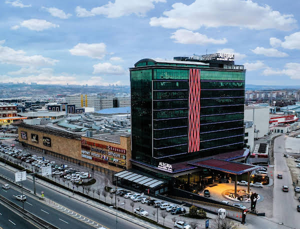 Alegria Business Hotel