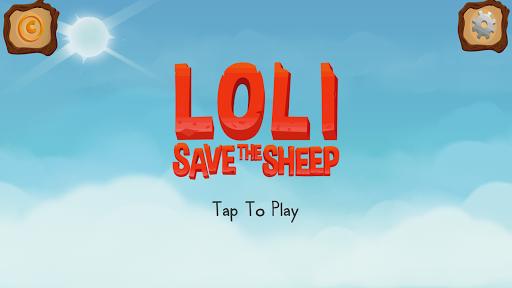 Loli Save the Sheep