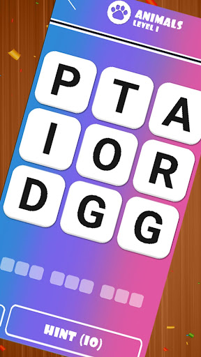 WORDS SEARCH: INFINITE CROSSWORD PUZZLE  FREE GAME 8.0 Mod screenshots 3