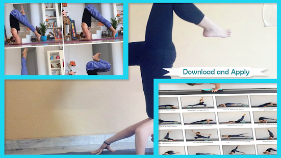 [Download Guided Headstand Yoga Poses for PC] Screenshot 3